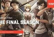 Attacck on Titan Final season