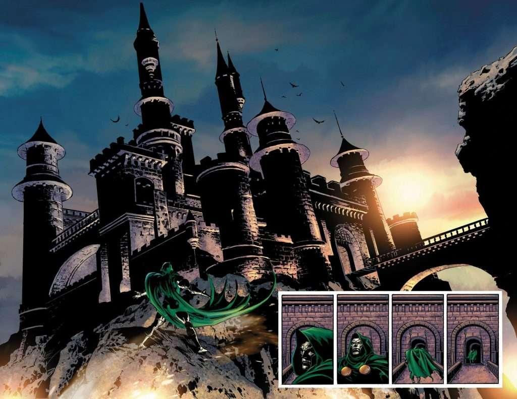 Loki Episode 5: Was It Dr. Doom's Castle?