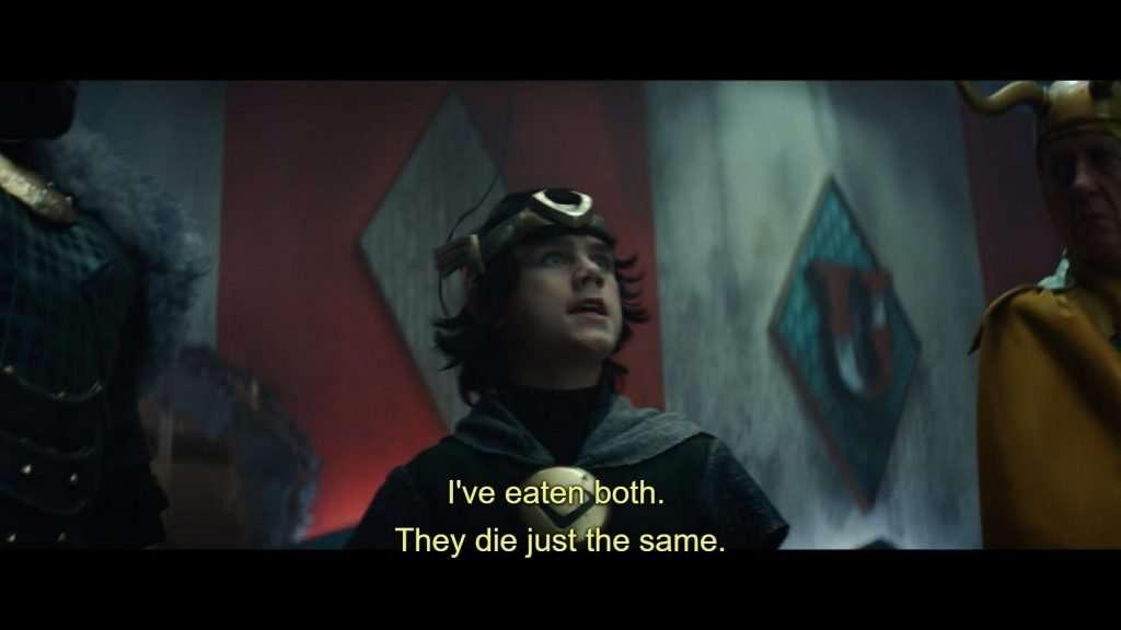 Is Kid Loki The Mega Villain? Something About Him Screams Evil