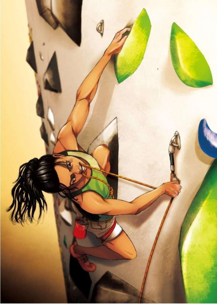 Haijime Isayama's Illustration