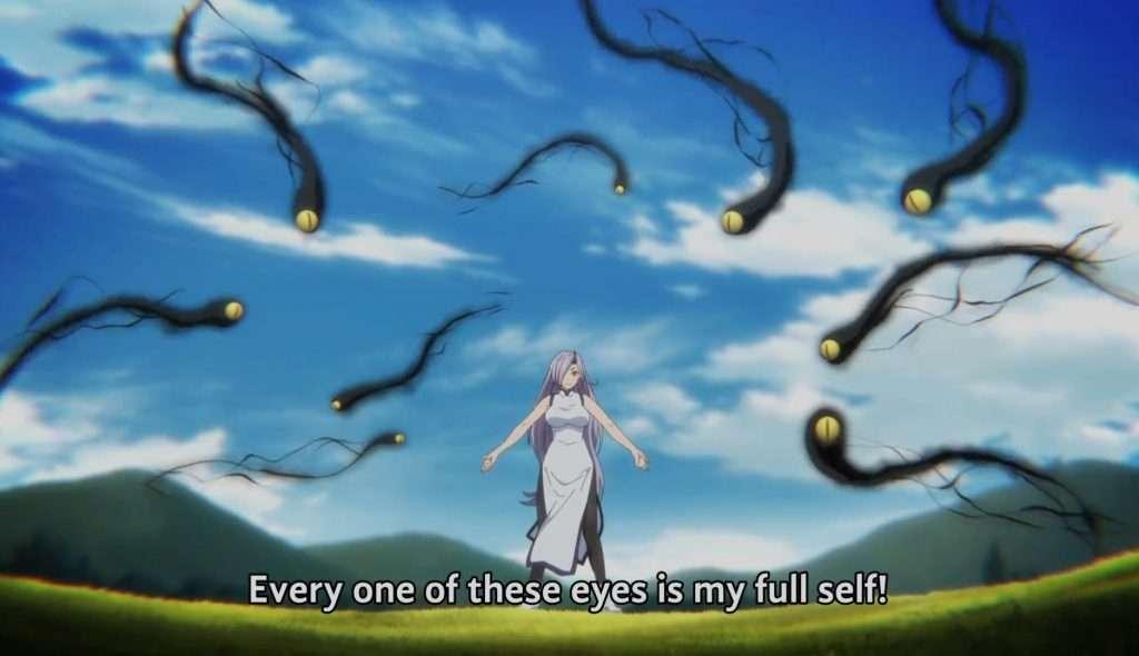 Peach Boy Riverside Episode 2: Meki Fighting Mikoto Kibitsu