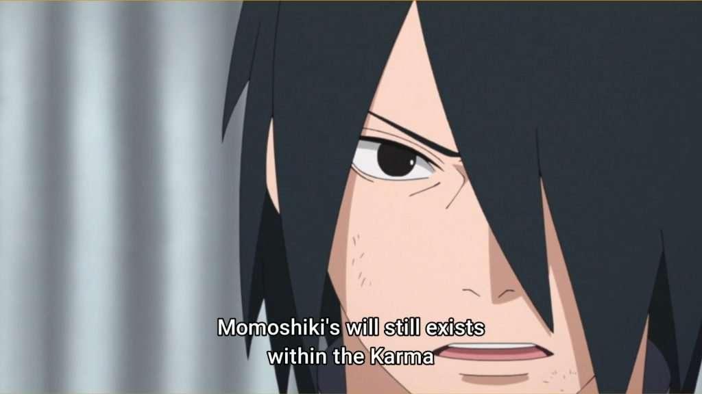 Boruto Episode 208: Sasuke expresses his concern