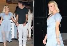 Paris Hilton pregnancy rumours