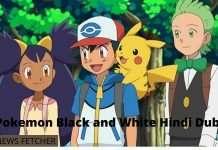 Pokemon Black and White Hindi Dub
