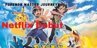 Pokemon Master Journeys netflix
