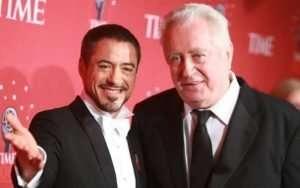 Robert Downey Sr and Jr