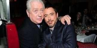 Robert Downey Sr. died