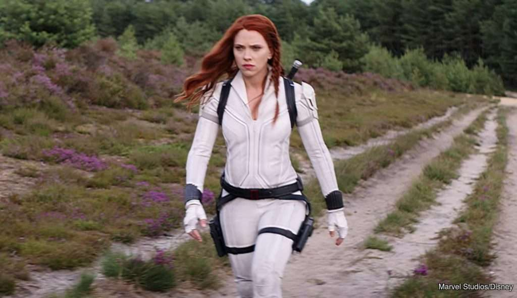 Natasha Confronts And Conquers Her Worst Nightmare In Black Widow