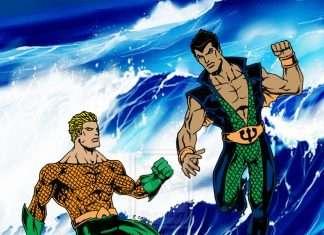 Aquaman VS Namor