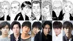 Tokyo Revengers Live Action Cast