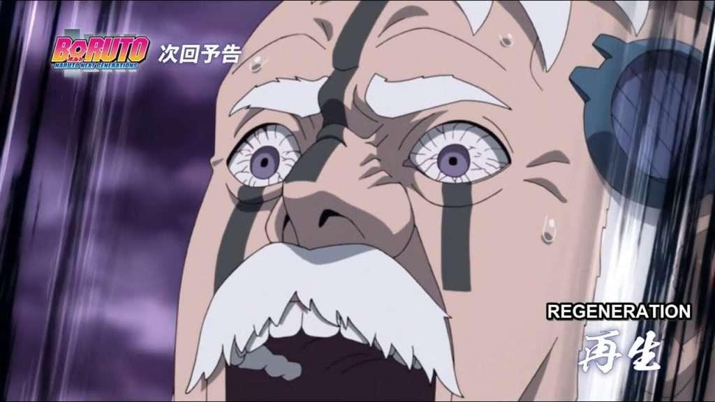 Boruto Episode 207