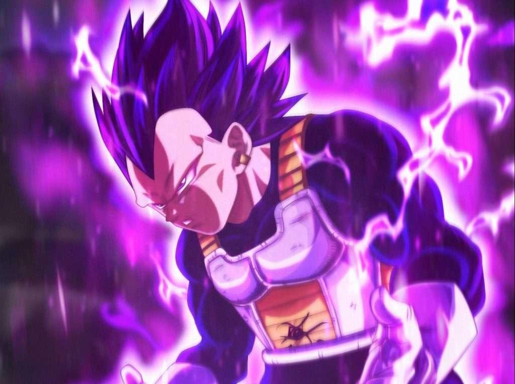 Dragon Ball Super: Vegeta's God of Destruction Form