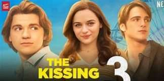 The end of the 4 year franchise of The Kissing Booth