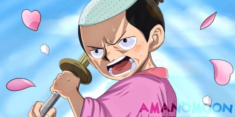 One-Piece Momonosuke