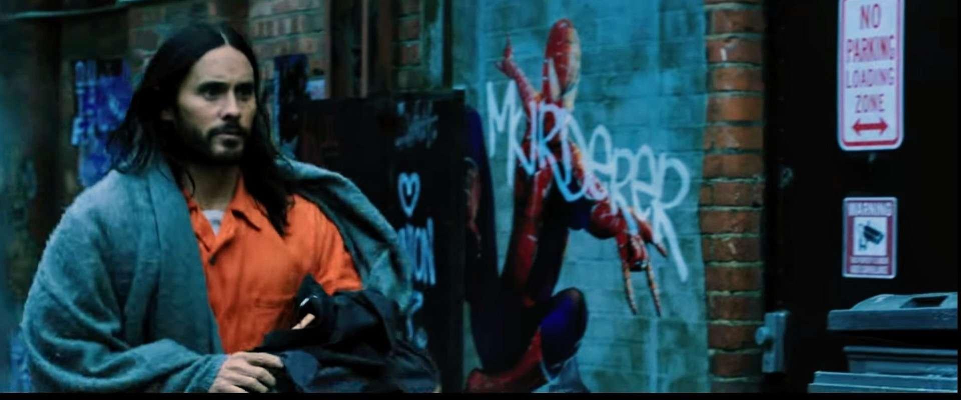 Spider-man-poster-in-morbius-trailer