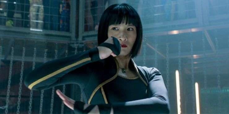 Alina Zhang as Xialing