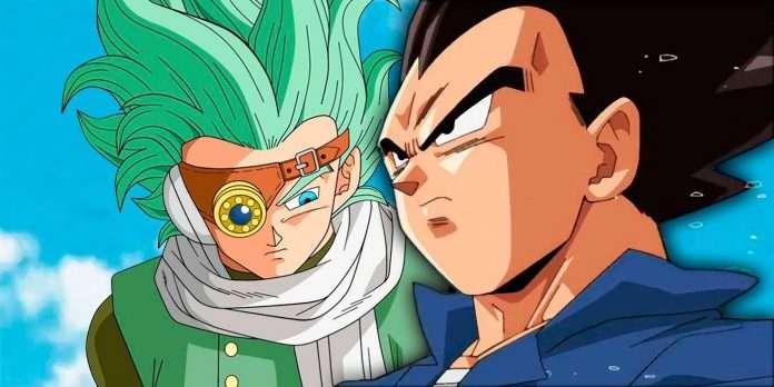 Dragon Ball Super: Vegeta VS Granolah