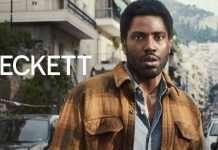 Beckett Film poster- Netflix