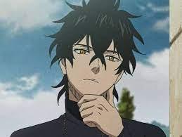 Yuno Black Clover