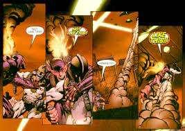 Hawkeye's Death