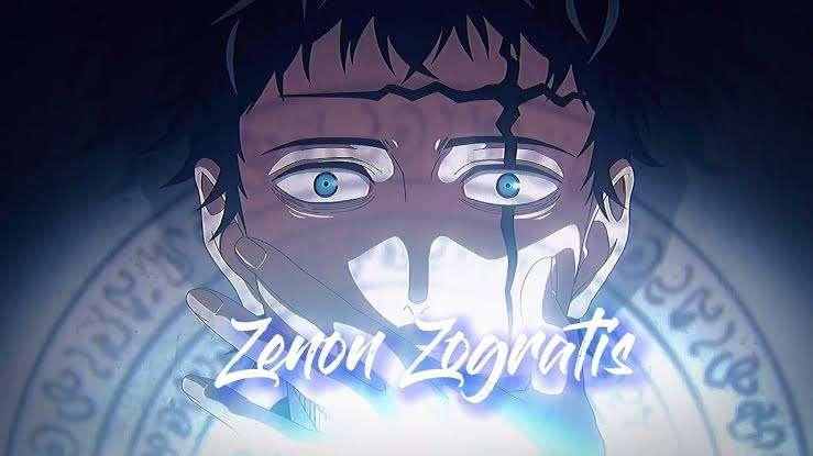 Black-Clover: Zenon