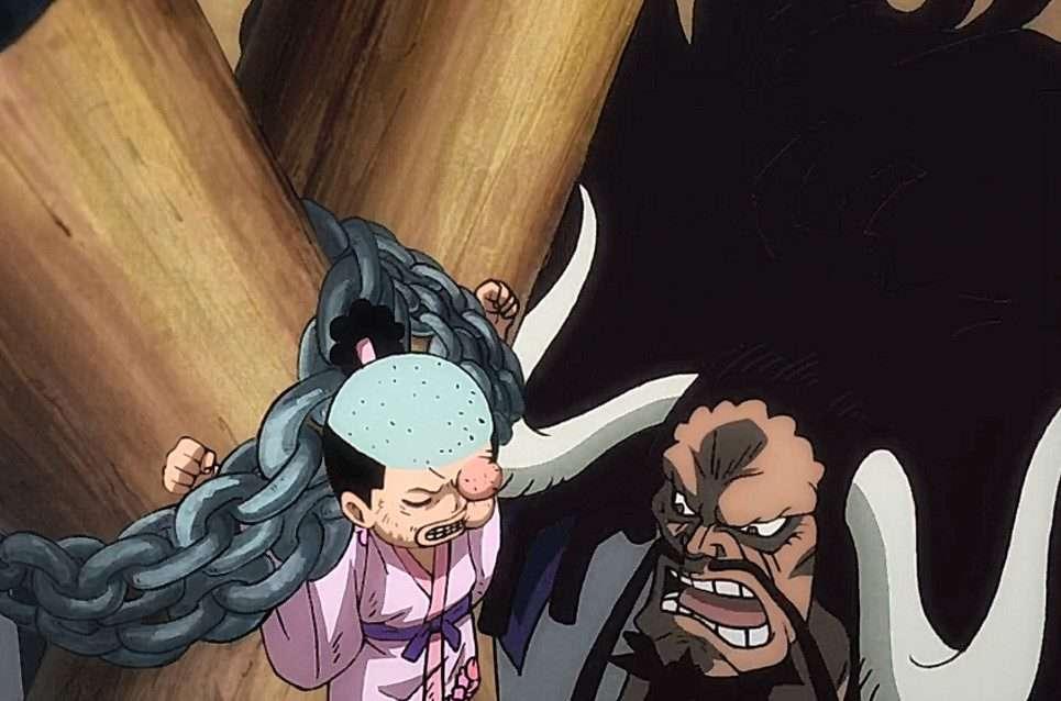 One Piece Episode 996: Kaido