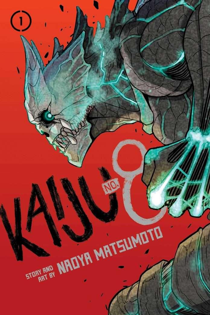 Kaiju No.8 Chapter 47