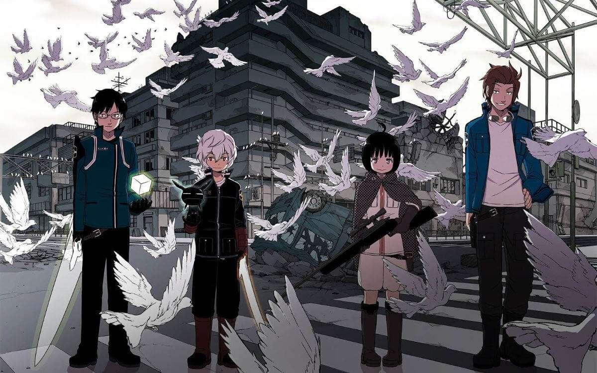 World Trigger Season 3 Episode 2